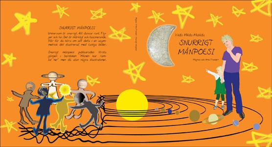 Snurrigt månpoesi
